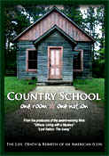 """Country School: One Room - One Nation"" DVD"